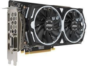 MSI Radeon RX 480 Armor OC 4GB £169.98 @ Novatech