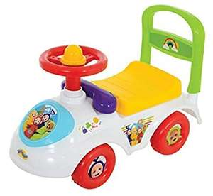 Teletubbies my first Sit and Ride £6.99 @ B&M