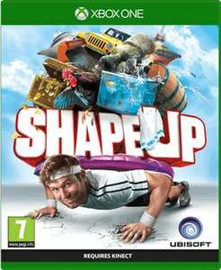 Shape Up (Xbox One) £4.99 Delivered @ GAME