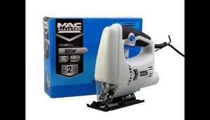 2 for £34 on selected Mac Allister Tools @ B&Q, Collect in Store or £5 delivery + 7% Quidco