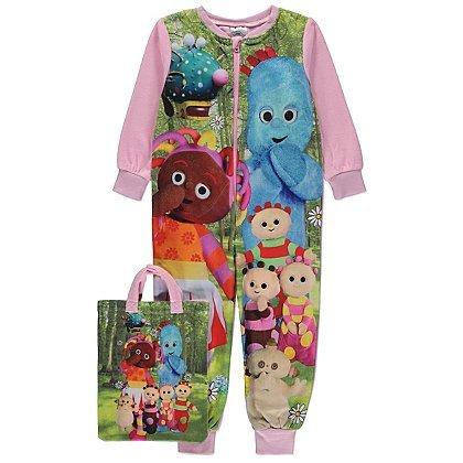 In The Night Garden fleece onesie with bag £5 (free C&C) @ Asda George