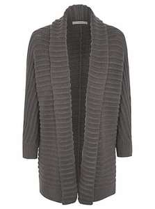 Ripple Stitch Knitted Cardigan - was £16 now £8 @ ASDA George (C&C)