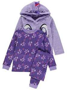 My Little Pony Hoody and PJ Set - Size 7-8 (world book day?) - £8 @ Asda