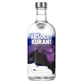 Absolut Flavoured (kurrent, rasberri, mango etc) Vodka 70cl £15 @ Asda