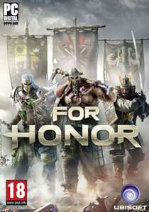 For Honor (PC) - Gamesplanet - Uplay key - £31.99