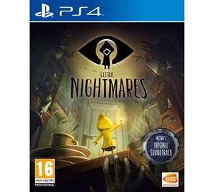 Little Nightmares PS4 Game (Pre-order) £15.99 @ Argos