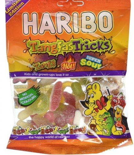 Haribo Tangfastricks Halloween Mini Bags 150 g (Pack of 14) £7.19 @ Amazon (Add On)