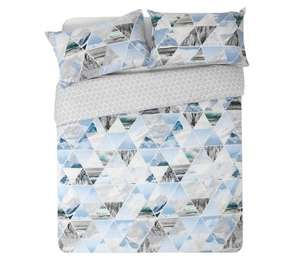 Argos Home Nordic Geo Bedding Set - Kingsize £6.99