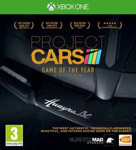 Project Cars Goty Xbox one £15.90 @ Amazon / MyMemory.