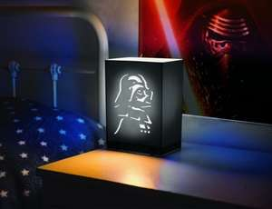 Official Disney Darth Vader Character Box Light £11.99 Delivered @ Aldi
