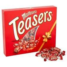 Tesco express-malteasers teasers gift box 284g - £3.00