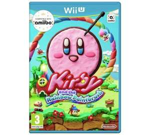 Kirby and the Rainbow Paintbrush Wii U £16.99 @ Argos