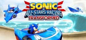 [Steam] Sonic All-Stars Racing Transformed (£3.74)