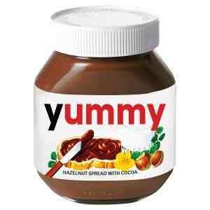 Nutella 400g £2.00 at Iceland.
