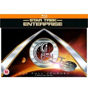Star Trek: Enterprise - The Full Journey (Blu-Ray) £26.99 Delivered (Using Code) @ Zavvi