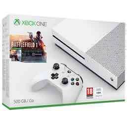 Xbox One S / Battlefield 1 + Forza Horizon 3 + For Honour - £249.99 @ GAME