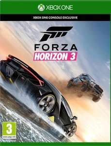 [Xbox One] Forza Horizon 3-£24.85 (ShopTo)