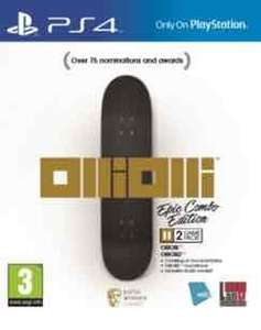 OlliOlli Epic Combo Edition £7.99 @ GAME