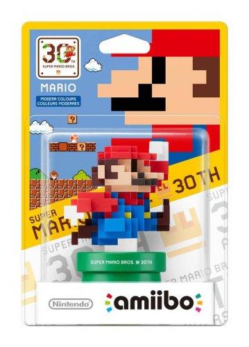 Nintendo Amiibo Figurine Modern Colours Mario (30th Anniversary) £9.95 Delivered @ Coolshop