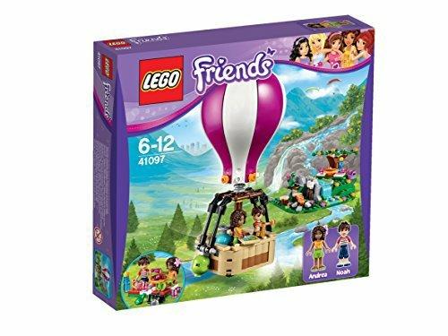 LEGO 41097 Friends Heartlake Hot Air Balloon Set £16.44 prime / £20.43 non prime @ Amazon