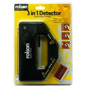Rolson 3-in-1 Detector now £2.99 @ B&M instore