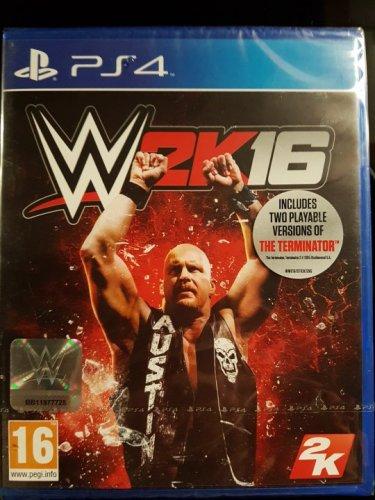 PS4 / XBONE WWE 2K16 £6.99 @ Sainsbury's instore