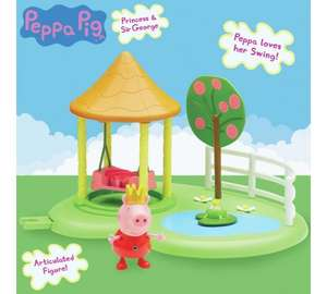 Peppa Pig Peppa Princess Enchanting Garden Playset - £4.99 @ Argos