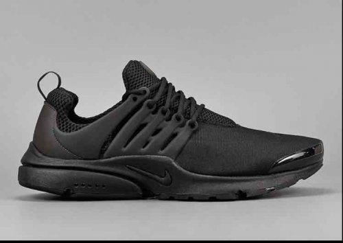 Nike AIR Presto Triple Black Mens @ NIKE for £44.99 + £4.50 postage