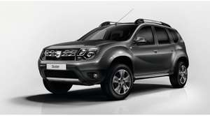 New Dacia Duster £9495 @ Dacia