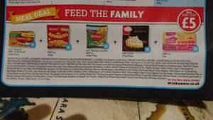 feed the family for £5 @ NISA