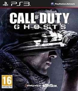 Call of Duty: Ghosts (PS3) £2.45 prime (+£1.99 non prime) @ amazon