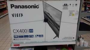 Panasonic TX-48CX400B Smart 4K Ultra HD 48 Inch LED TV - WiFi and Freeview HD - Sainsburys Instore £330