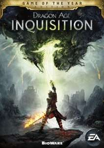 Dragon Age: Inquisition - Game of the Year Edition (Origin) £5 @ GAME (Digital)