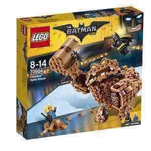 LEGO Batman Movie Clayface Splat Attack Box Set. 70904. Ages 8-14.  £22.99 Free P&P