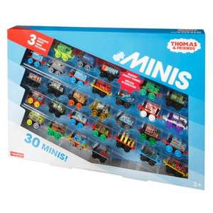 Thomas & Friends MINIS 30 Pack was £49.99 now £24.99 instore @ Smyths