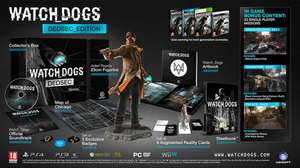 Watch Dogs Dedsec Edition PS4 Ubisoft Store £26.25 or 20% off with 100 Ubisoft Units