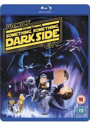 Family Guy, Something, Something, Something Dark Side (Blu-Ray) £1.75 Delivered @ Base