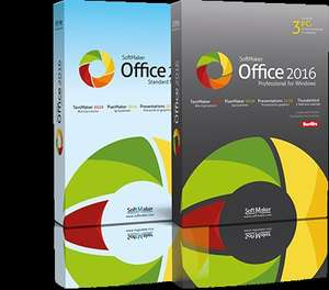 Soft Maker Office Professional 2016 and bundled photo software/ lightroom plugins £27