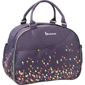 Badabulle Weekend Changing Bag (Confetti Purple) @ Amazon was £45.99, now £26.99 plus EXTRA £15.00 off with voucher only £11.99
