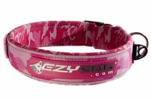 "Ezydog Neo Dog Collar Pink Camouflage XXXL only £3.50 as ""add on item"" @ Amazon"