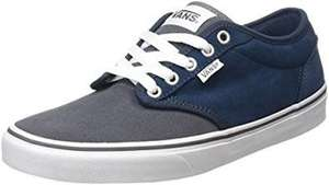 Vans Grey/Blue - Size 5.5/6/6.5 from -from £16.50 at Amazon.  (+£4.75 nonPrime)