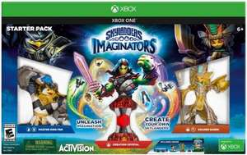 Skylanders Imaginators £19.99 XBONE / PS3 at Sainsburys