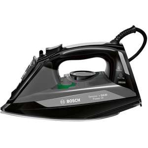 Bosch TDA3020GB Sensixx DA30 Power III Steam Iron (Refurbished) £19 @ Tesco eBay Outlet