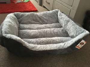 Large/small pet beds reduced to £1.25 in Asda Sheffield