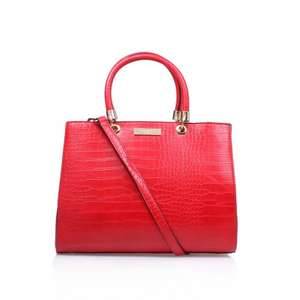 EXPIRED. Extra 20% off clearance with code CLEAR20 at Shoeaholics. Includes nice bags and shoes from likes of Kurt Geiger. Free C&C from doddle. Plus TCB 8.88%