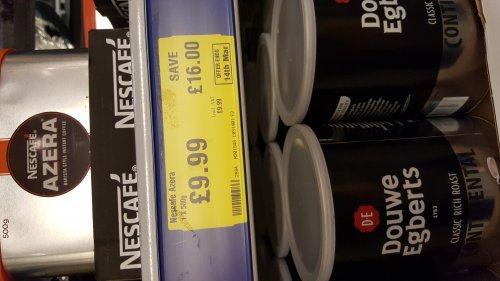 Nescafe azera 500g - £9.99 instore @ Makro