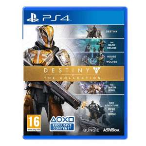 Destiny The Collection - PS4 and XBone £24.99 @ Smyths Toys and PSN