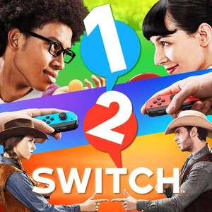 1-2 Switch Digital Download £1.99 @ Amazon