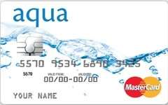 £20 Amazon Gift Card with third statement of Aqua Classic Credit Card (new application)