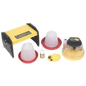CHICK REARING STARTER PACK - £104.99 @ Screwfix